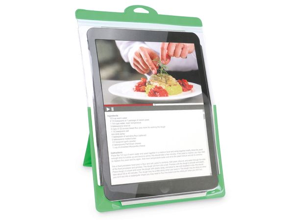 """Tablet-Schutzhülle 24,6 cm (9,7""""), mit Aufsteller - Produktbild 1"""
