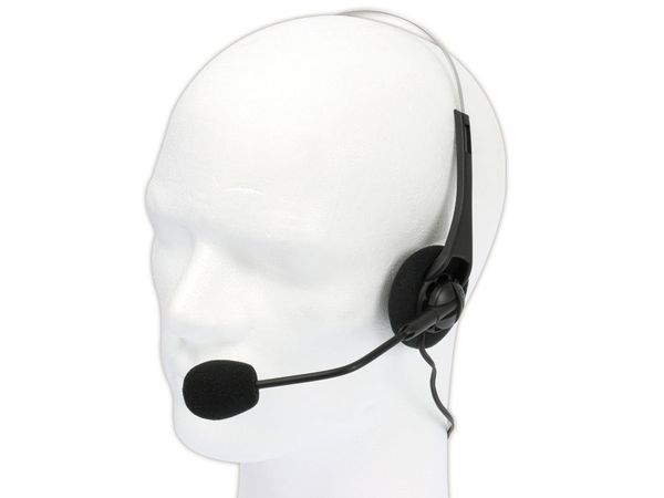 Headset COREL, Kabellänge 2,4 m - Produktbild 2