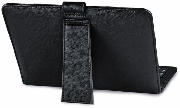 """Tablet-Tasche mit integrierter Tastatur HAMA 50468, 8"""", OTG, schwarz - Produktbild 4"""