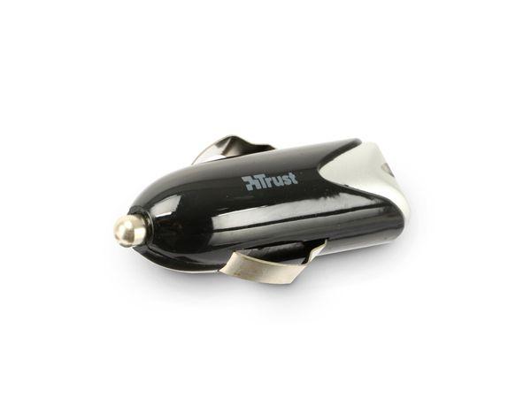 KFZ-USB-Lader TRUST 17989 mit 30-Pin Ladekabel für Apple - Produktbild 1