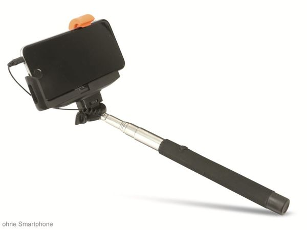 Selfie-Stick mit Fernauslöser RED4POWER R4-I018