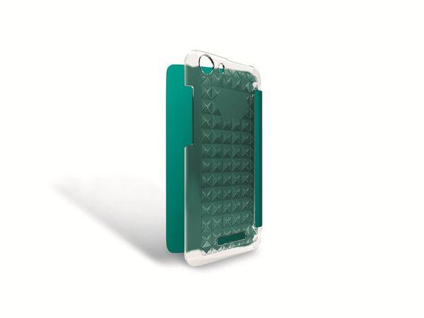 Flip-Tasche für WIKO Lenny 2, türkis