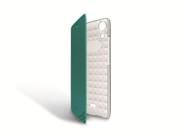 Flip-Tasche für WIKO Rainbow Jam, türkis - Produktbild 1