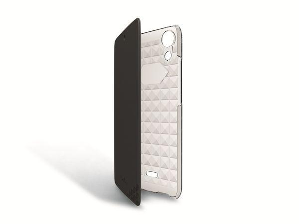 Flap-Tasche für WIKO Rainbow Jam, schwarz - Produktbild 1