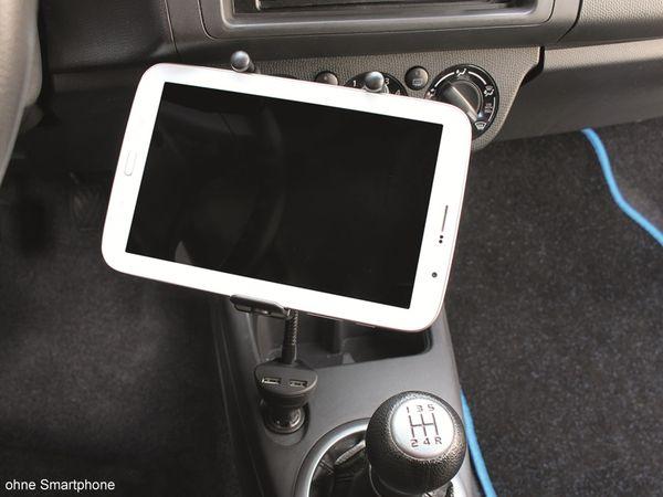 KFZ-Halterung für Smartphones EUFAB 17474 - Produktbild 3