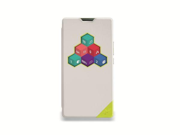 Handy-Tasche WIKO Robby, weiß - Produktbild 1