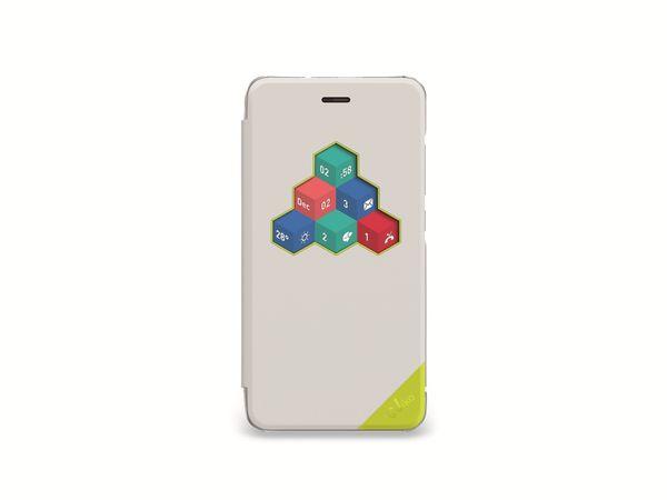 Handy-Tasche WIKO Lenny 3, weiß - Produktbild 1