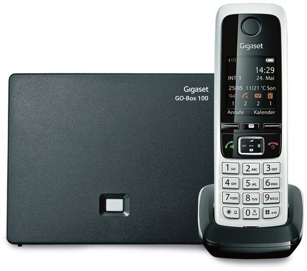 Schnurloses DECT-Telefon GIGASET C430A GO, mit Anrufbeantworter