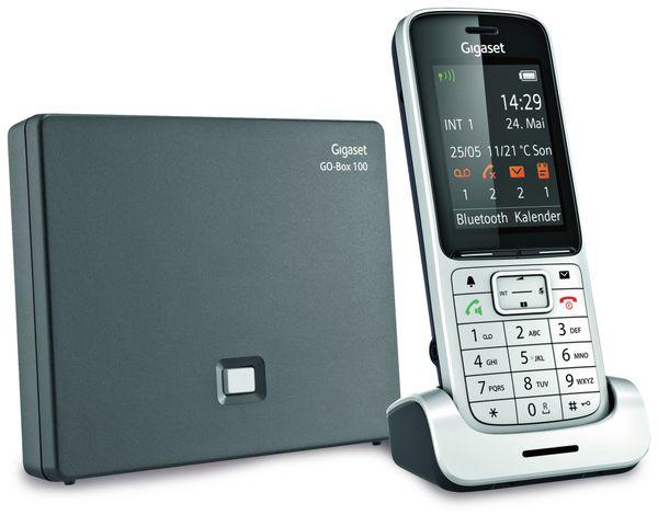 Schnurloses DECT-Telefon GIGASET SL450A GO, mit Anrufbeantworter - Produktbild 2
