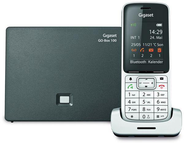 Schnurloses DECT-Telefon GIGASET SL450A GO, mit Anrufbeantworter - Produktbild 3