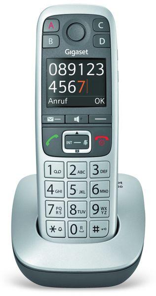 Schnurloses DECT-Großtasten-Telefon GIGASET E560 - Produktbild 2