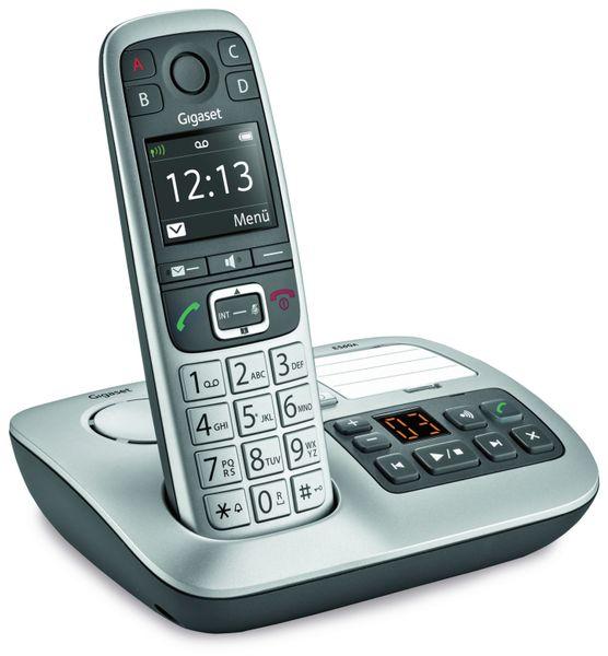 Schnurloses DECT-Großtasten-Telefon GIGASET E560A, mit Anrufbeantworter - Produktbild 2