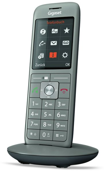 Schnurloses DECT-Telefon GIGASET CL660HX