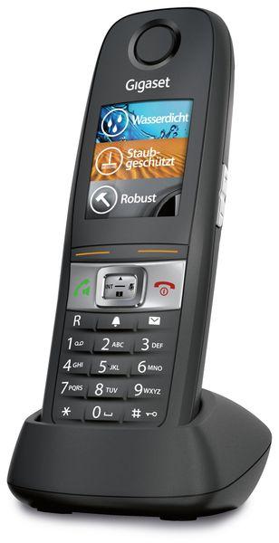 Schnurloses DECT-Telefon GIGASET E630HX, schwarz