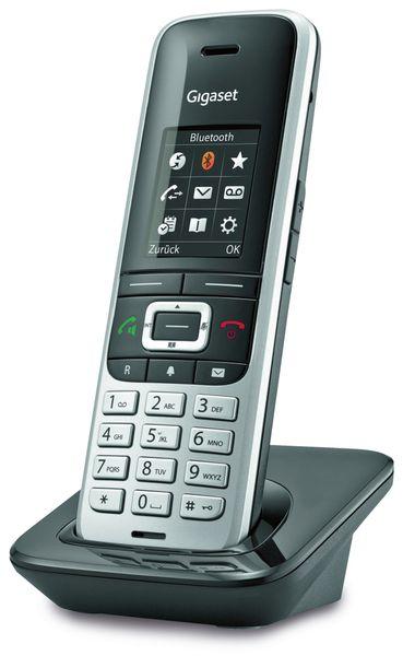 Schnurloses DECT-Telefon GIGASET S850HX - Produktbild 1