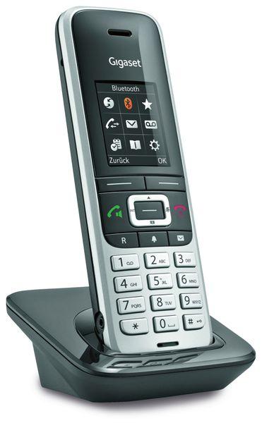 Schnurloses DECT-Telefon GIGASET S850HX - Produktbild 2