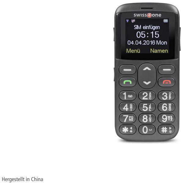 Handy SWISSTONE BBM 515 - Produktbild 1