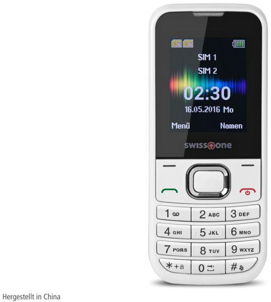 Handy SWISSTONE SC 230, weiß