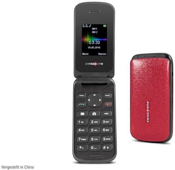 Handy SWISSTONE SC 330, rot - Produktbild 2
