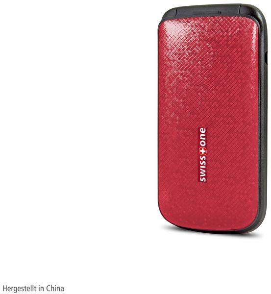 Handy SWISSTONE SC 330, rot - Produktbild 3