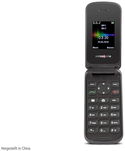 Handy SWISSTONE SC 330, weiß - Produktbild 2