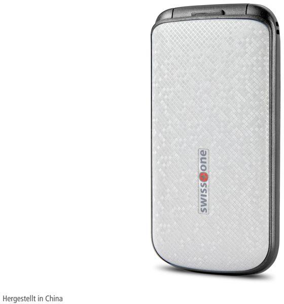 Handy SWISSTONE SC 330, weiß - Produktbild 3
