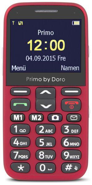 Handy DORO Primo 366, rot