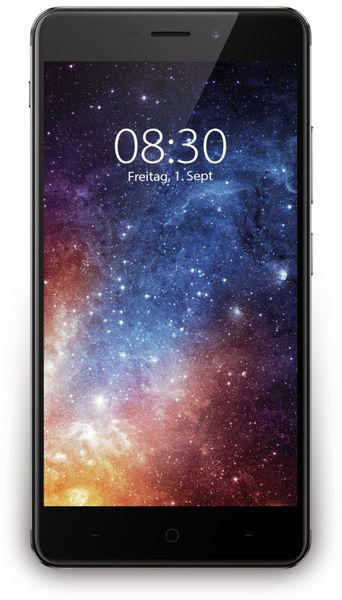 "Smartphone TP-LINK Neffos X1, 12,7 cm (5""), 16 GB, Cloudy Grey - Produktbild 1"
