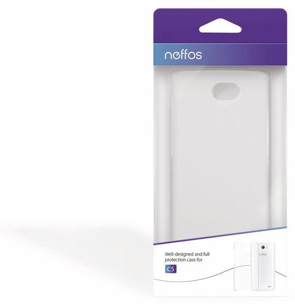 Schutzhülle für TP-LINK Neffos C5, transparent