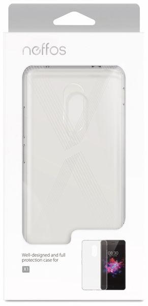 Schutzhülle für TP-LINK Neffos X1, transparent