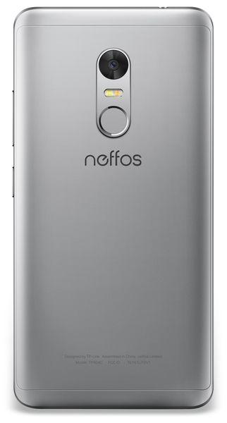 "Smartphone TP-LINK Neffos X1 Lite, 5,0"", 16 GB, grau - Produktbild 3"