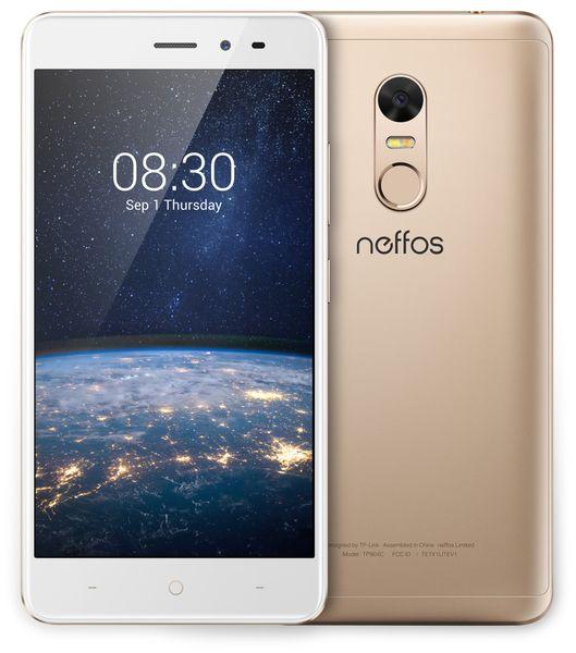 "Smartphone TP-LINK Neffos X1 Lite, 5,0"", 16 GB, gold - Produktbild 1"