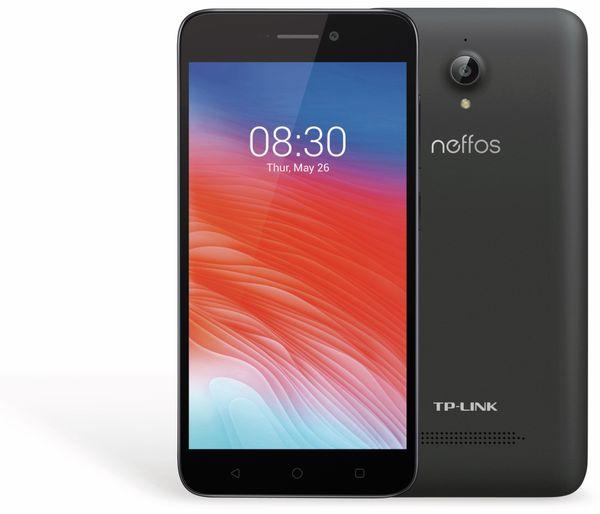 """Smartphone TP-LINK Neffos Y5, 5,0"""", 16 GB, grau - Produktbild 1"""