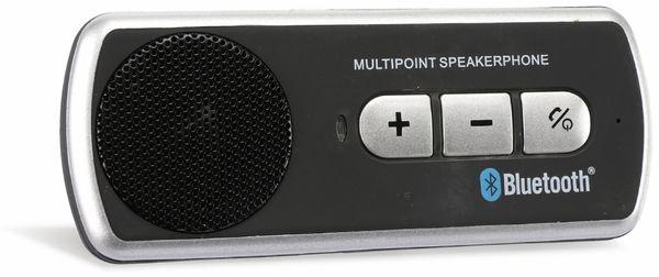 Bluetooth Freisprecheinrichtung, schwarz