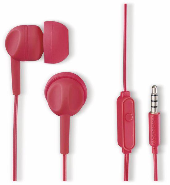 In-Ear Headset HAMA 132487, rot - Produktbild 1