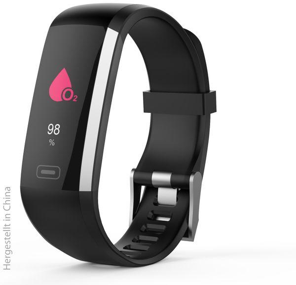 Fitness-Armband SWISSTONE SW 600, schwarz - Produktbild 2
