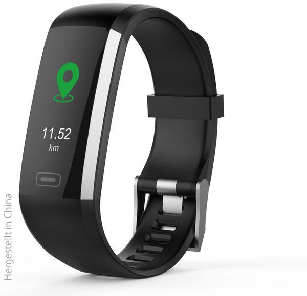 Fitness-Armband SWISSTONE SW 600, schwarz - Produktbild 3
