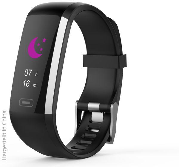 Fitness-Armband SWISSTONE SW 600, schwarz - Produktbild 4