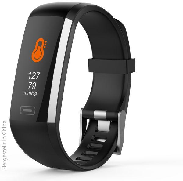 Fitness-Armband SWISSTONE SW 600, schwarz - Produktbild 5