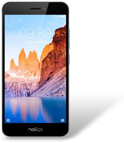 """Smartphone TP-LINK Neffos C7A, 12,7 cm (5""""), grau"""