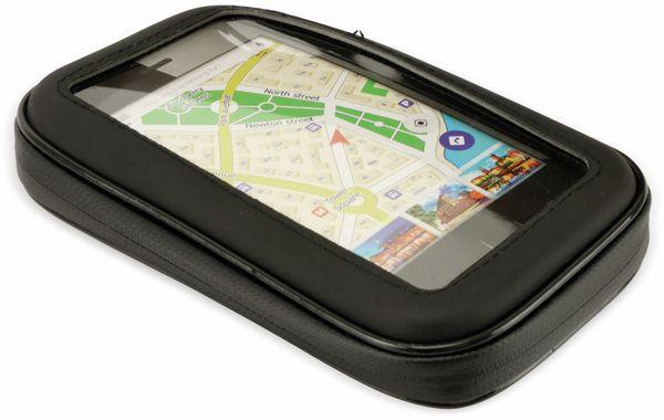 Fahrradlenker Handyhalterung DUNLOP, spritzwassergeschützt - Produktbild 2