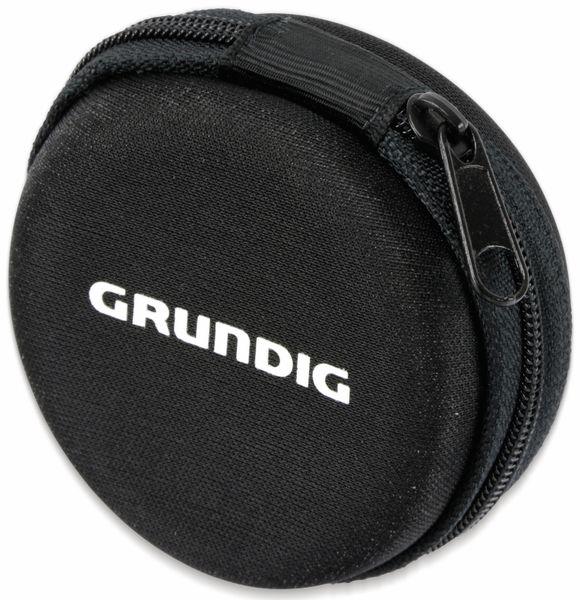 In-Ear Headset mit Flachkabel GRUNDIG 86353, gold/schwarz - Produktbild 6