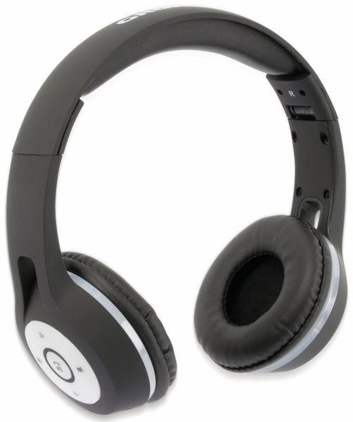 Bluetooth-Headset GRUNDIG 06594, faltbar, LED-Beleuchtung - Produktbild 1