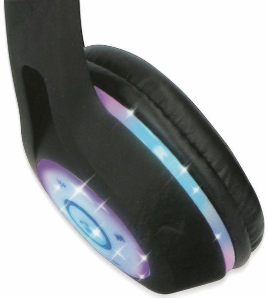 Bluetooth-Headset GRUNDIG 06594, faltbar, LED-Beleuchtung - Produktbild 5