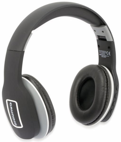 Bluetooth-Headset GRUNDIG 06593, faltbar, schwarz
