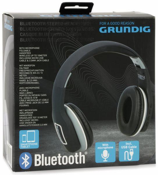 Bluetooth-Headset GRUNDIG 06593, faltbar, schwarz - Produktbild 5