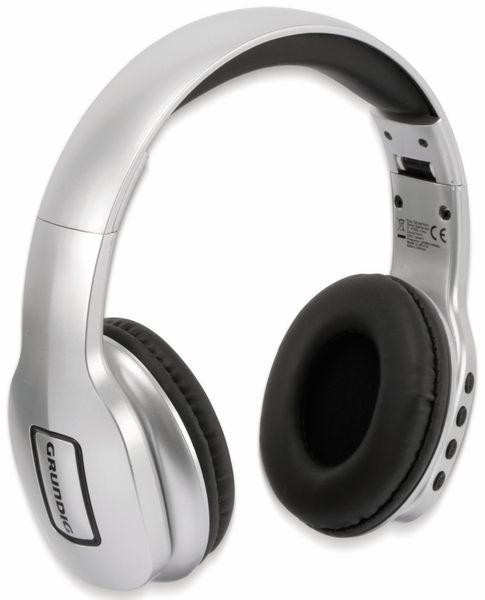 Bluetooth-Headset GRUNDIG 06591, faltbar, silber