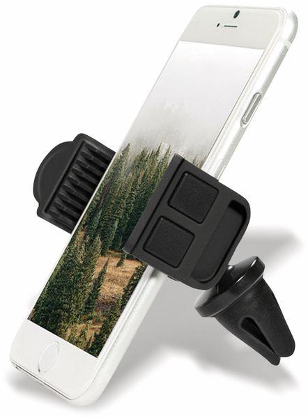 Smartphone-Halter LOGILINK AA0113, für KFZ-Lüftungsschacht - Produktbild 2