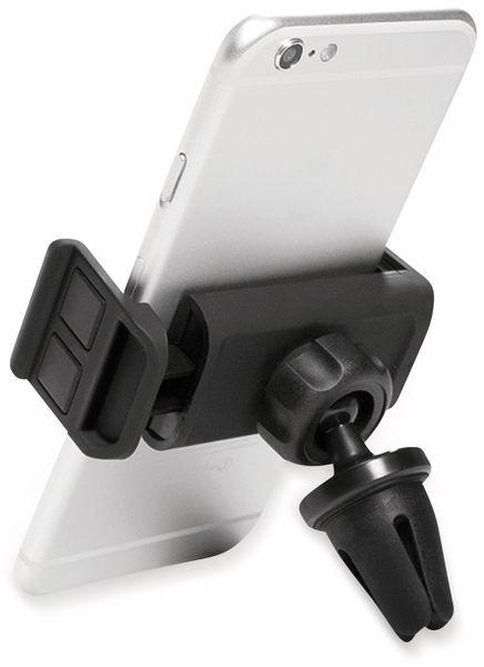Smartphone-Halter LOGILINK AA0113, für KFZ-Lüftungsschacht - Produktbild 4
