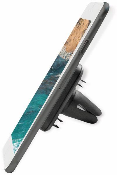 Magnetischer Smartphone Halter für KFZ-Lüftungsschacht LOGILINK AA0114 - Produktbild 4
